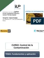Control de Contaminacion Filtros - Copia