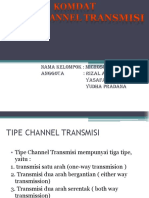 5 Type Channel Transmisi