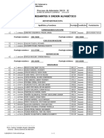 Ingresantes 2019 Segundo Examen