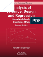 (Chapman & Hall_CRC Texts in Statistical Science) Christensen, Ronald-Analysis of variance, design, and regression_ linear modeling for unbalanced data-CRC (2016).pdf