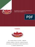 2.6 Filosofía Gestión Estrategica Personal Servicarne Express,c.a Entregado Al Personal