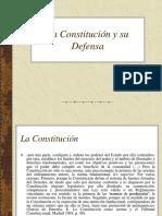 1 La Constituci%F3n y Su Defensa
