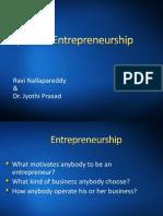 Spiritual Entrepreneurship