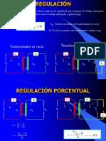Tema 2.5 Regulacion de Transf.monofasico