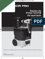Hv 8800 Box Salkor Pro Nuevo