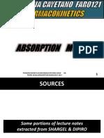 Absorption Model Pk Concordia Cayetano c0029 Oct 2017 Pedro Zavala in Class Posting