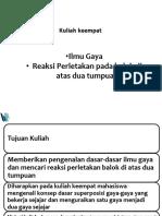Kuliah Keempat Statika 2017.pdf