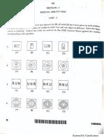 Navodaya 2019 Question Paper