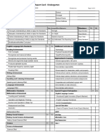 Report Card Template 17