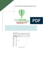 63 Fungsi Toolbox Corel Draw Lengkap