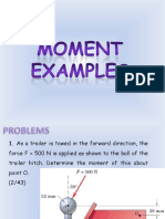 B16 Statics_Moment - Problems.pdf