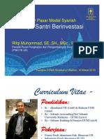 Santri Berinvestasi - Rifqi - SW - 2019