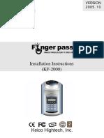 [English] KF2000 InstallGuide
