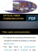 Optical Fiber Communication - James Lilana