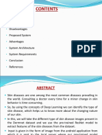 Skin disease detection