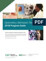 2018 OAT Guide