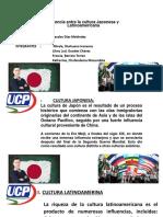Expo Organizacion Cultura Japonesa y Latinoa.