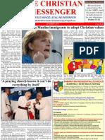 The Christian Messenger epaper edition, Nov 2010 issue