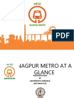 Nagpur Metro at Glance