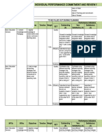 Ppst Rpms Ipcrf for Teachers
