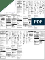 PIONEER Bilstereo MVH-S310BT Manual