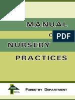Nursery Manual