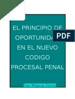 EL PRINCIPIO DE OPORTUNIDAD EN EL NUEVO cpp.doc
