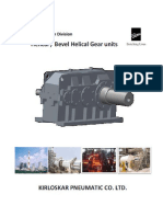 印度减速机厂家 Kirloskar Pneumatic Co.Ltd.-Helical Reduction Gear Boxes Brochure.pdf