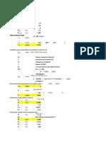 Perhitungan Pipa Penstock