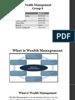 Wealth Management Final