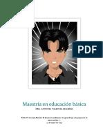 01 La Investigacion Accion Conocer y Cambiar La Practica Educativa