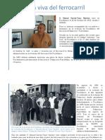 Historia Viva Del Ferrocarril