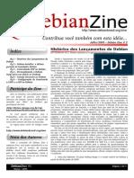 Debianzine 2005 002 Fisl Cf Full