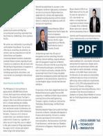 Speaker Richard Medalla's Company Profile