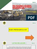 Evaluasi Jalan Tambang