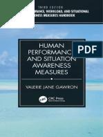 Human Performance and Situation Awareness Measures, Third Edition.pdf