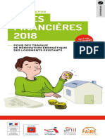 Guide Pratique Aides Financieres Renovation Habitat 2018