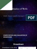 4- Hydraulics of Wells