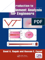 Fayed, Hassan E._ Ragab, Saad - Introduction to finite element analysis for engineers (2018, CRC Press).pdf