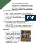 Educacion Fisica y Salud