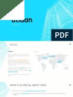 Atidan Presentation 2019