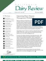 California Dairy Review Dec2005