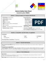 Material Safety Data Sheet _Acetaminophen_ MSDS