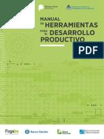 Manual de herramientas para el desarrollo productivo Buenos Aires