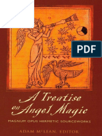 A Treatise on Angel Magic