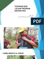 Pembinaan Dan Pengelolaan Kkg 21-5-2017