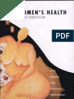 Womens Health Core Curriculum