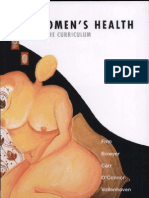 Womens Health Core Curriculum