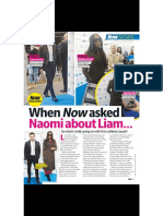 EXCLUSIVE Naomi & Liam