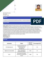 Shravan Resume 2
